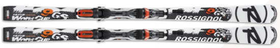 Skis 2013/2014 : le Rossignol RADICAL 9GS