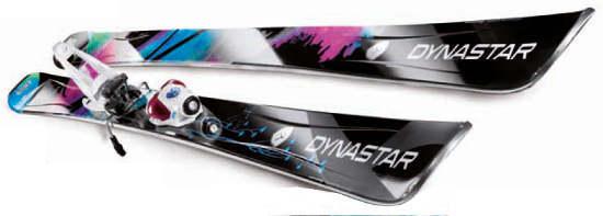 Skis 2013/2014 : le Dynastar NEVA 84