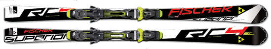Skis 2013/2014 : le Ficher RC4 SUPERIOR SC