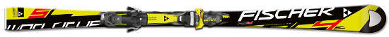 Skis 2013/2014 : le Fisher RC4 WORLDCUP SC PRO