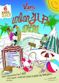 L'Urban Jib Areana de Vars, un événement 100% freestyle