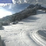 Un inverno senza fine - Neve fresca 25.05.13 - Webcam live