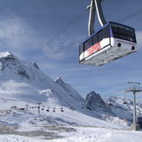 Tignes' Grande Motte Glacier preparing to open Oct. 2013