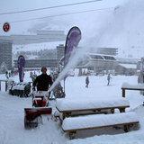 Chutes de neige du 26 dec. 2013