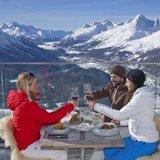 Pausa pranzo con vista! - ©Solden Tourism