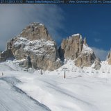 Fresh snow in Italy Nov. 27