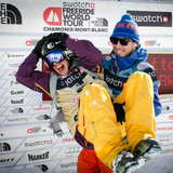 Freeride World Tour 2014: Tappa di Chamonix