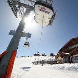 Jarní lyžovačka v Alpbachtalu