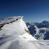 L'inverno nelle Dolomiti venete