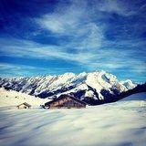 Beelden van de seizoensopening in Alpe 'dHuez, Val Thorens, Montgenèvre en La Clusaz (22/11/2014)