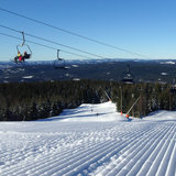 Ti bevis på at det fortsatt er vinter i Oslo