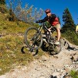 Mountainbiken in Vorarlberg - ©Alpenregion Bludenz Tourismus