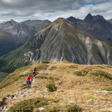 Die Freireiter: Alpencross reverse