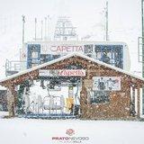 Neve fresca - Le ultime nevicate di Ottobre 2016 - ©Sergio Bolla - Prato Nevoso Ski Facebook