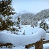 Świeży śnieg we Włoszech - październik 2016 - ©Pisteurs Secouristes Les 2 Alpes