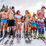 Bikini Skiing 2017 in Jasná, Slovakije - ©TMR