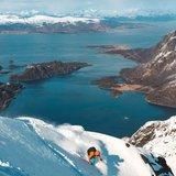 Zeilen en skiën in de Lofoten, Noorwegen - ©Torbjørn Buvarp