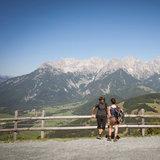 Blick auf das Kaisergebirge - ©Tirol Werbung