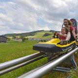 Kronberg Bobbahn - ©Archiv Luftseilbahn Jakobsbad-Kronberg AG