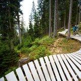 Gotschna Freeride Piste - © Davos Klosters Bergbahnen AG
