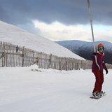 Snow for Scottish ski resorts 29/11/17 - © Peter Jolly