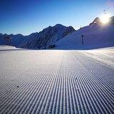 Menčester a slnko: 19.2. - © facebook Stubaier Gletscher
