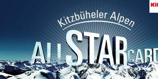 AllStarCard v Kitzbühelských Alpách - ©Kitzbüheler Alpen GmbH