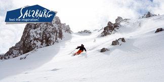 Salzburg Super Ski Card: ponad 2.500 kilometrów tras narciarskich - ©© SalzburgerLand