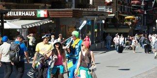 Najlepšie letné lyžiarske strediská