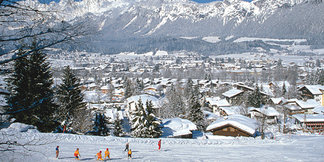 Top Resorts to Learn How to Ski: St. Johann, Austria