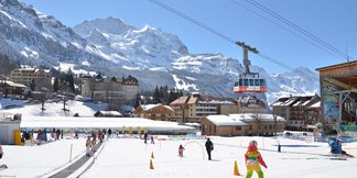 Top Resorts to Learn How to Ski: Wengen, Switzerland - ©Mürren Lover