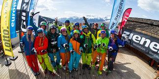 Paradiski srdcom európskeho skitestu 2014