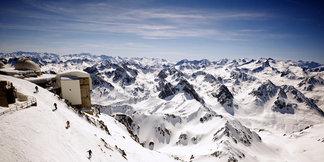 TOP 10 zjazdoviek v Európe - ©Pic du Midi Ski Centre