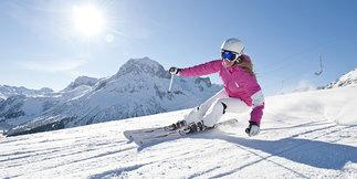Les meilleurs skis de piste pour femmes (saison 2014/2015) ©HEAD / DL