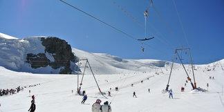 Où skier/rider en octobre ? - ©Cervino Spa