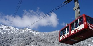 Small ski resorts that pack a punch ©Champery Tourist Office