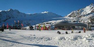 Raport śniegowy: pół metra świeżego śniegu w 24h ©Pitztal glacier