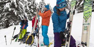 Les meilleurs skis de rando pour femmes (saison 2014/2015) ©Volkl / Anton Brey