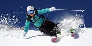 Les meilleurs skis all mountain pour femmes (saison 2014/2015) - ©Dynastar / Dan Ferrer