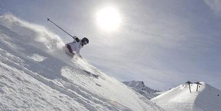 Les meilleurs skis de freeride pour femmes (saison 2014/2015) - ©Dynastar / Dan Ferrer