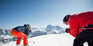 Val Gardena - Dress warmly and get out in nature - ©Val Gardena Gröden Marketing