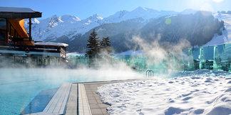 Les centres aqualudiques des stations de ski - © Milherou