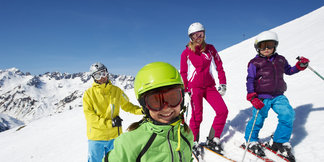 Family freeriding: A growing trend - ©St. Anton am Arlberg
