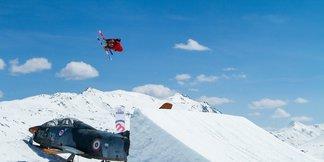 Najlepšie snowparky v Európe - ©Livino.eu