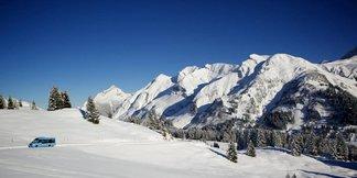 Sneeuwbericht: Een stralend blauwe lucht en sneeuw in overvloed