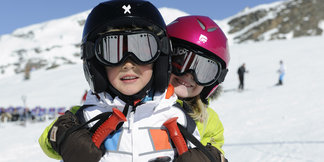 Topp 10 skisteder for barnefamilier i Frankrike ©P.Lebeau / OT Val Thorens