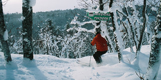 Slopes & Trails Abound in Michigan's Upper Peninsula - ©Michigan Snowsports Industries Association