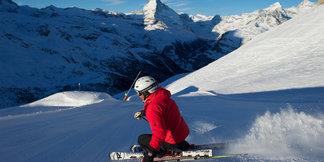 Prekroč hranice – lyžuj v dvoch krajinách za jeden deň! ©Bergbahnen Zermatt