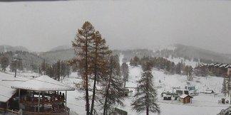 Chutes de neige du 10 nov. 2013