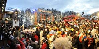 De beste After Ski-barene i Alpene ©St. Anton Tourism